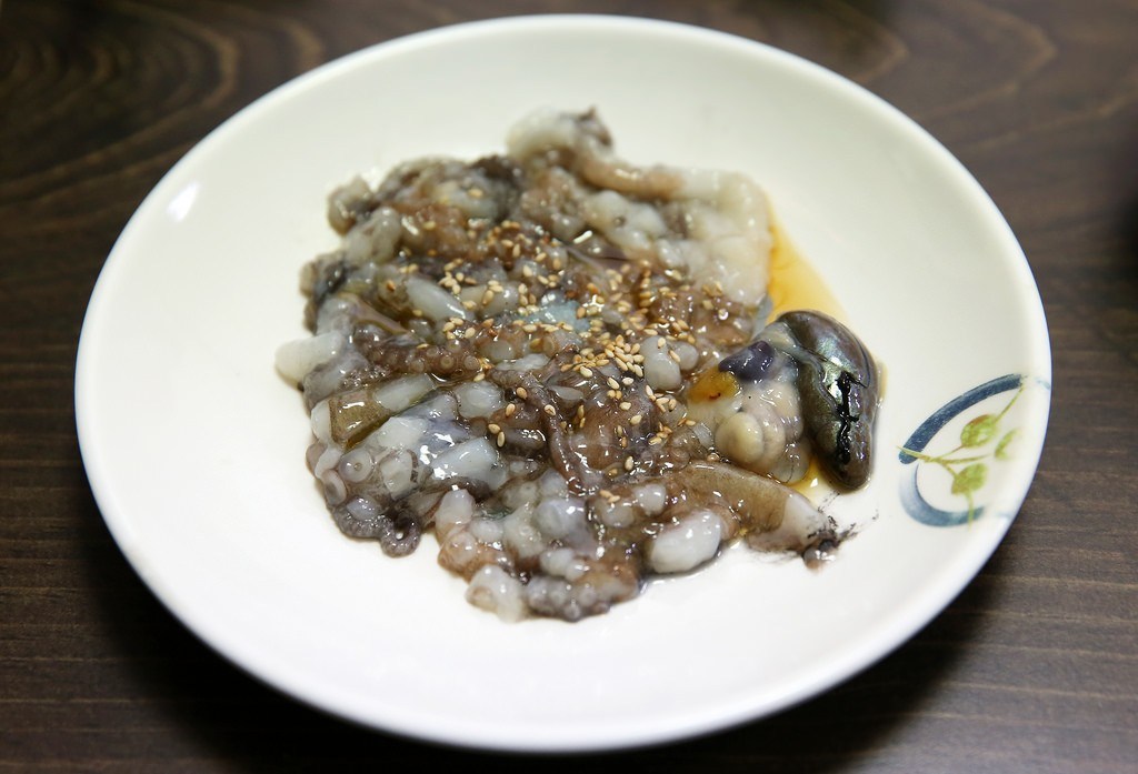 Саннакчи (Sannakji)