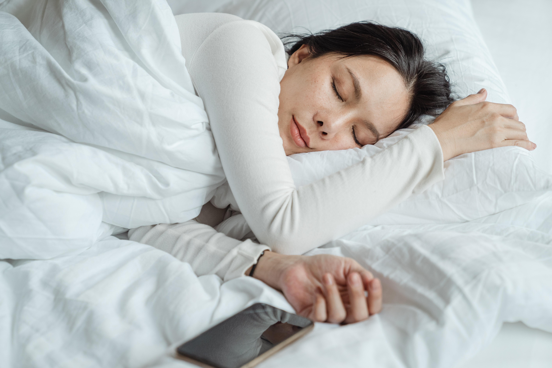Больше спи и правильно питайся