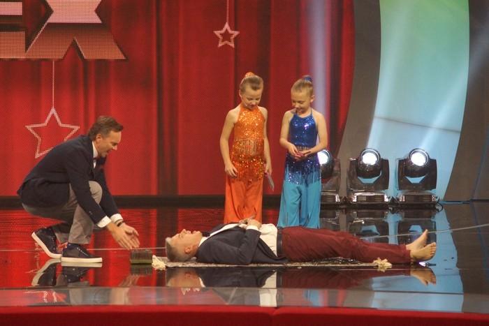 Укротительницы битого стекла – цирковые йоги