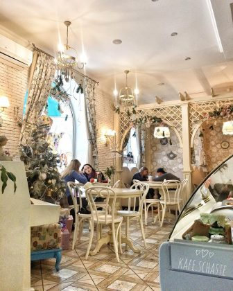 10 самых уютных кофеен Кропивницкого Кафе-кондитерская «Счастье» 8