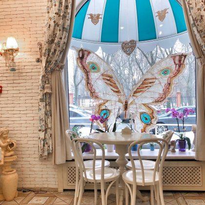 10 самых уютных кофеен Кропивницкого Кафе-кондитерская «Счастье» 9