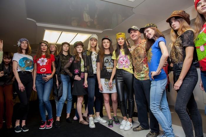 23 октября в Киеве состоялось открытие выставки Славы Займак «Самое интересное о женщине» 3