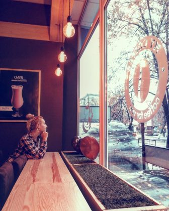 10 самых уютных кофеен Кропивницкого Gogol Espresso bar 5