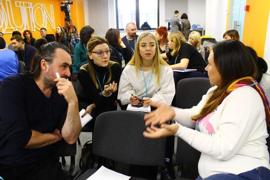 Как продвигать собственный культурный продукт в Киеве прошел интерактивный тренинг 4