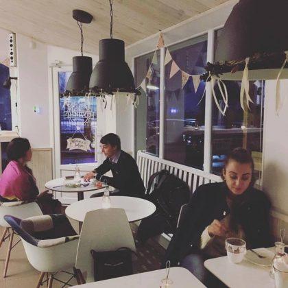 Кропивницкий Какао-бар Пудинг 2