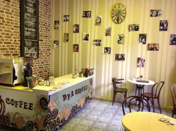 Кропивницкий КофейняDva coffe 1