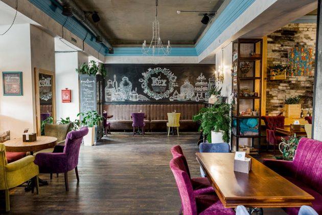 10 самых уютных кофеен Кропивницкого Кофейня Kex Bar 2