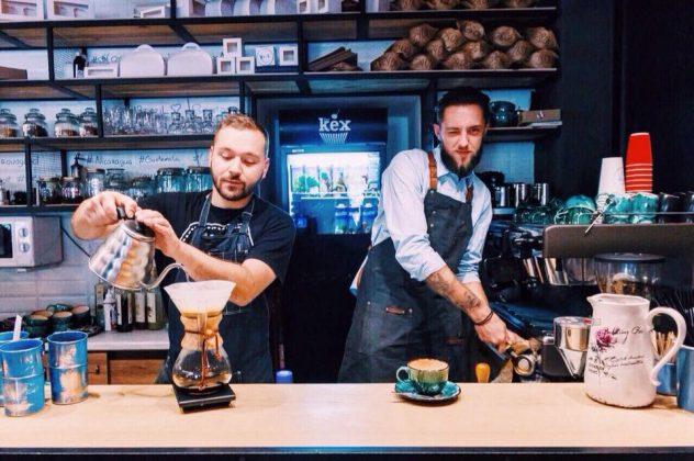 10 самых уютных кофеен Кропивницкого Кофейня Kex Bar 4