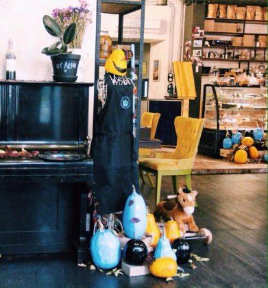 10 самых уютных кофеен Кропивницкого Кофейня Kex Bar 5