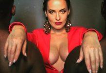 Украинские звезды с большой грудью - Даша Астафьева