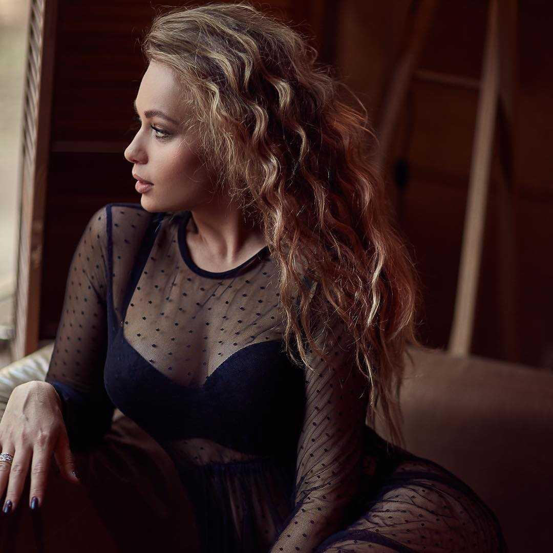 Украинские звезды с большой грудью - Яна Соломко