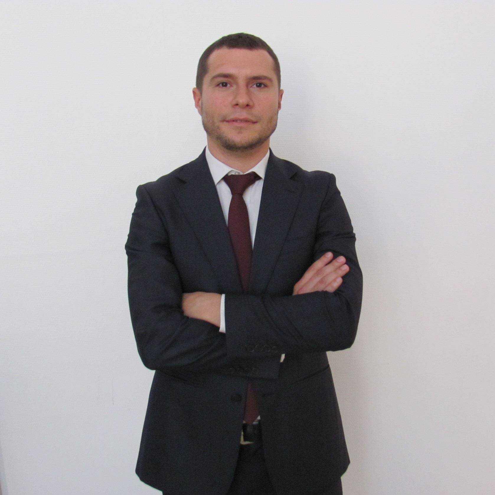 Юрист Антон Бойко