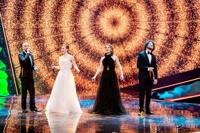 Известные близнецы украинского шоубизнеса дуэт Анна-Мария - Интервью 2