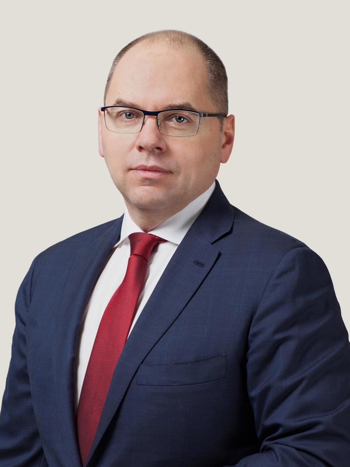 Человек года – 2018 лауреаты общенациональной программы в номинации «Региональный лидер года» Максим Степанов