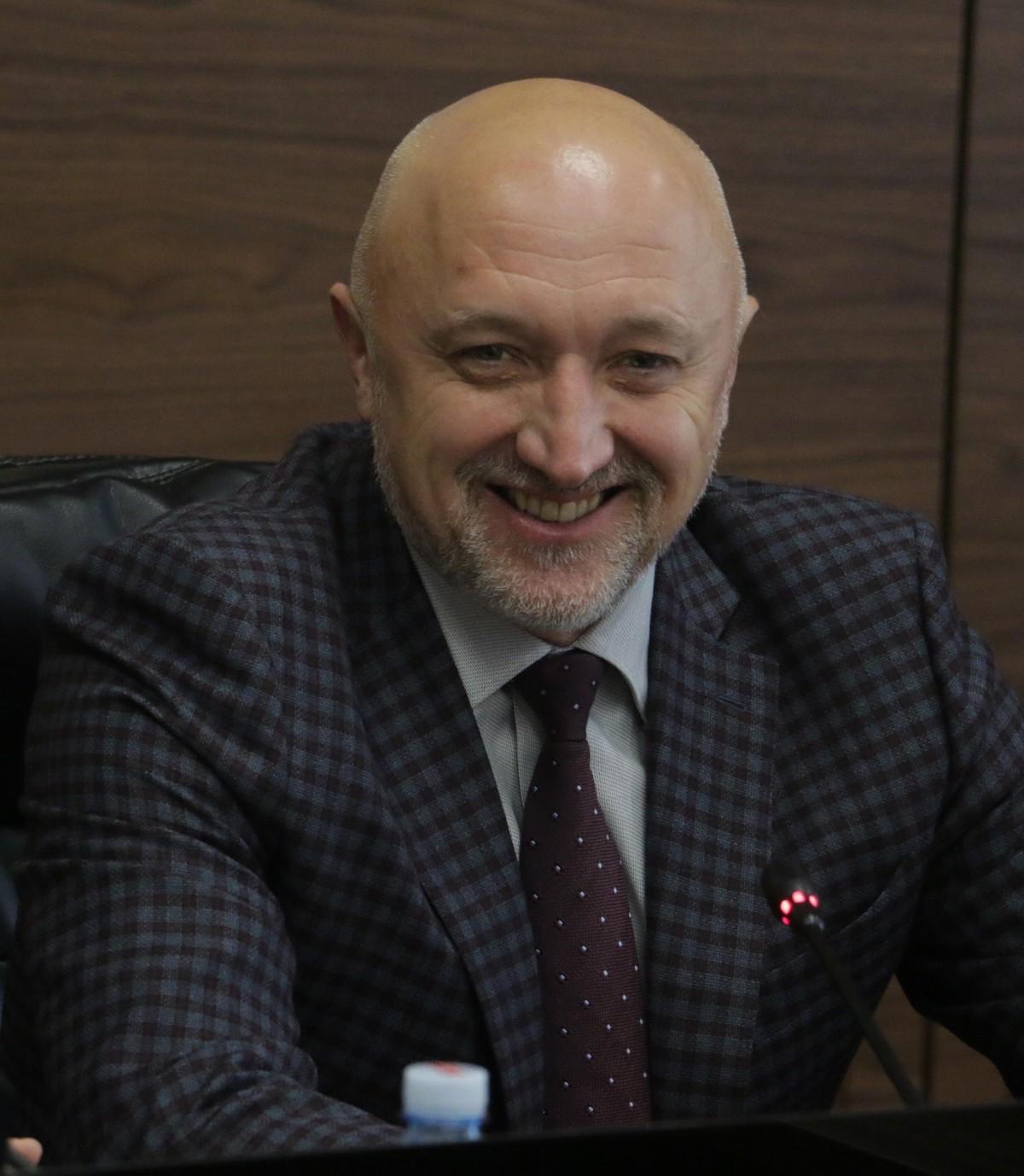 Человек года – 2018 лауреаты общенациональной программы в номинации «Региональный лидер года» Валерий Головко