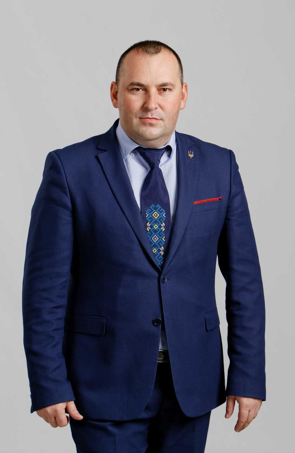 Руслан Майструк Человек года - 2018 лауреаты общенациональной программы в номинации «Лидер объединенной территориальной общины года»