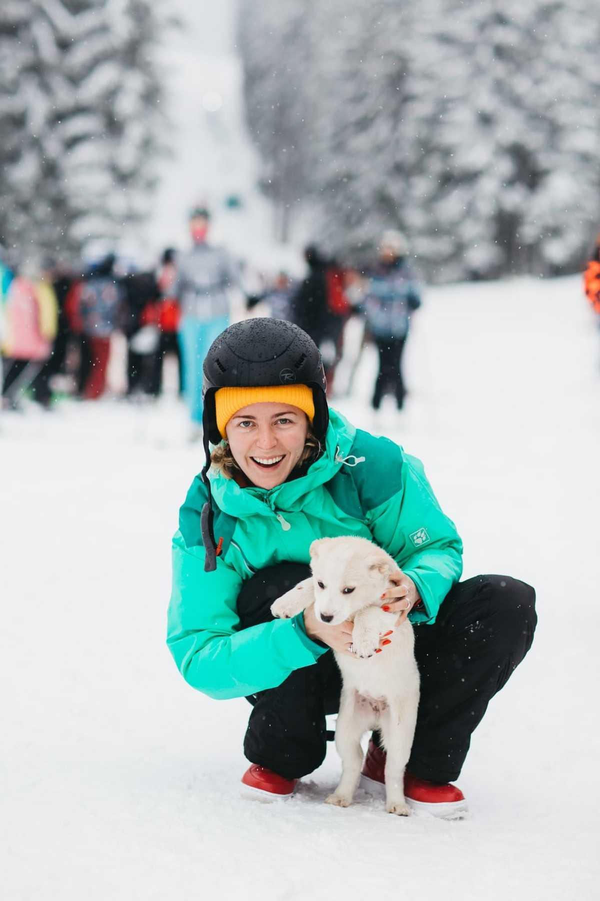 В Буковеле открыли первый в Украине бесплатный парк зимних развлечений 1