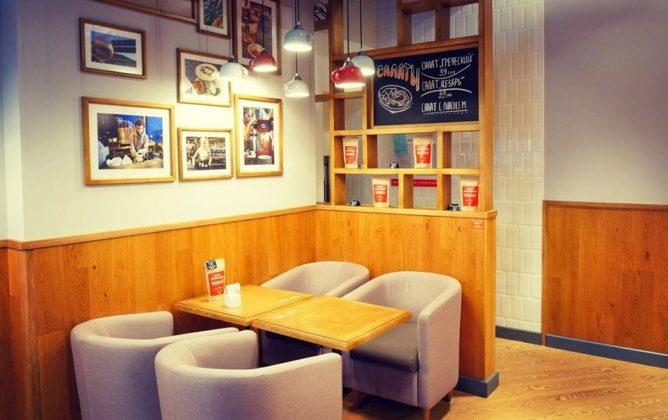 8 интересных кофеен города Черкассы Чашка 6