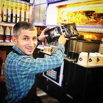 8 интересных кофеен города Черкассы Coffee Klatch 1