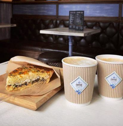 8 интересных кофеен города Черкассы Coffee Klatch 2
