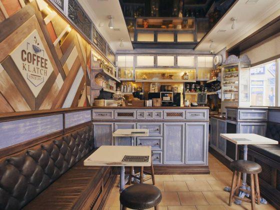 8 интересных кофеен города Черкассы Coffee Klatch 4