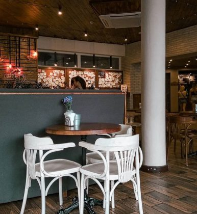 8 интересных кофеен города Черкассы Lviv Croissants 3
