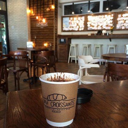 8 интересных кофеен города Черкассы Lviv Croissants 4