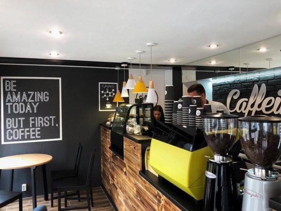8 интересных кофеен города Черкассы Caffeine 3