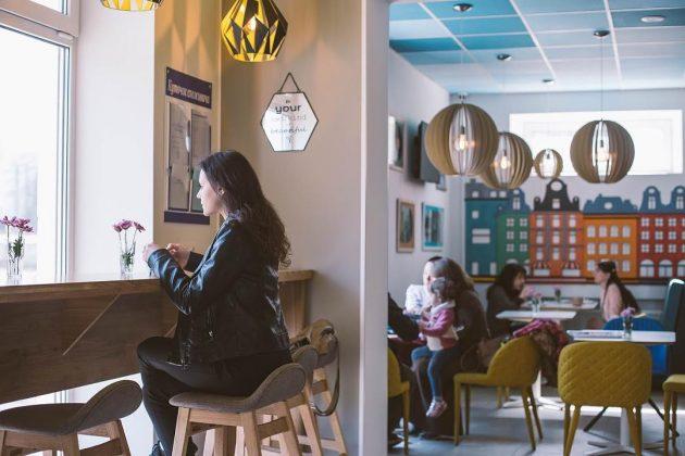 8 интересных кофеен города Черкассы Fika 1