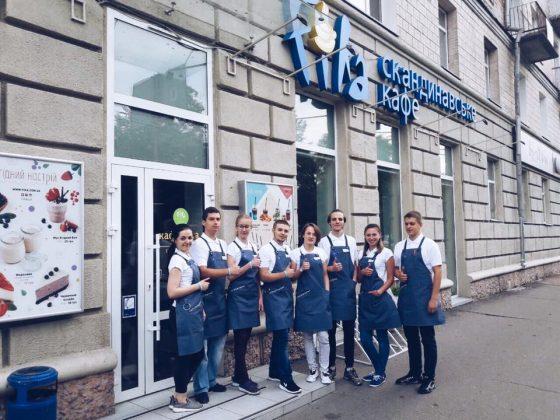8 интересных кофеен города Черкассы Fika 2