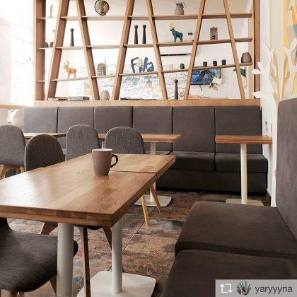 8 интересных кофеен города Черкассы Fika 4