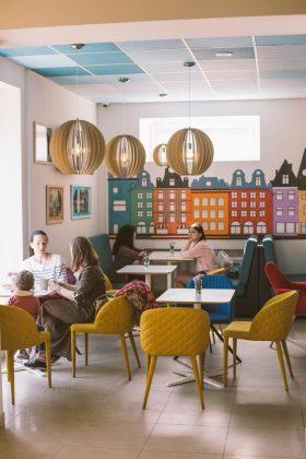 8 интересных кофеен города Черкассы Fika 5