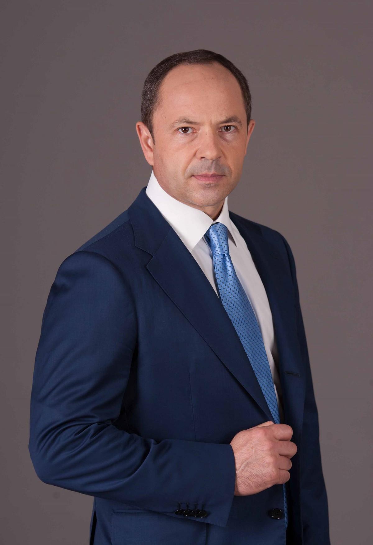 Человек года – 2018 лауреаты общенациональной программы в номинации Финансист года Сергей Тигипко
