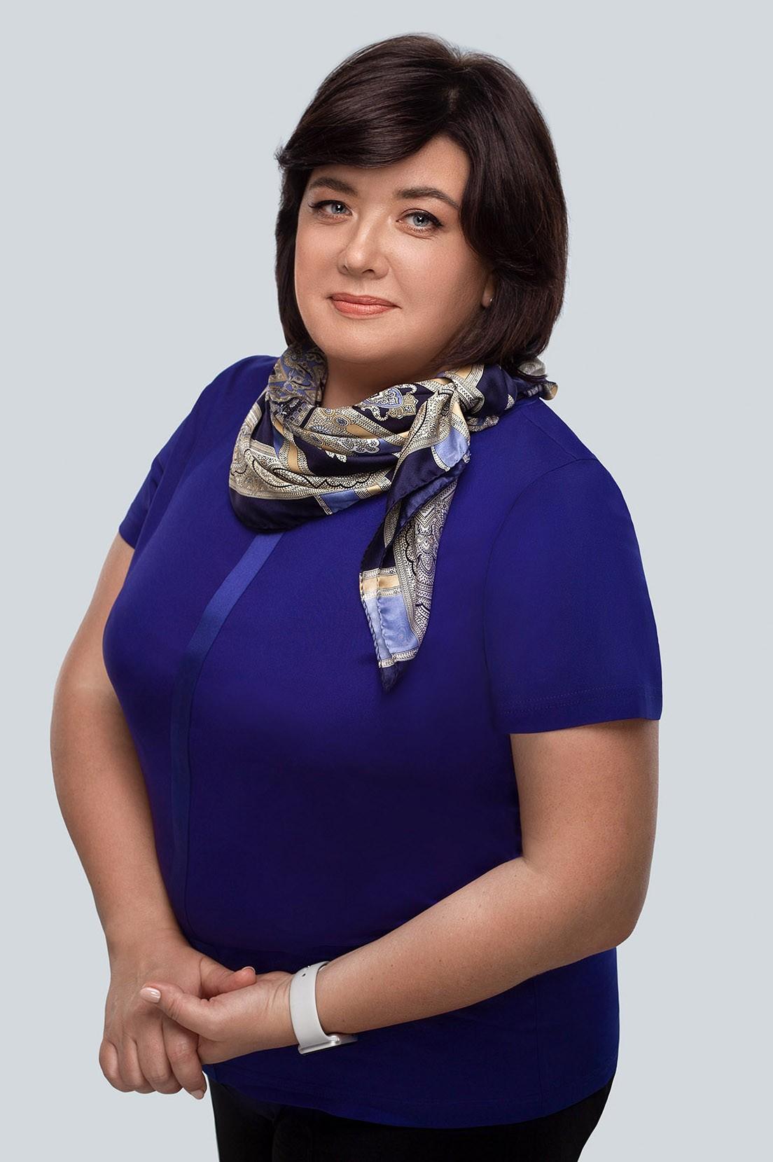 Человек года – 2018 лауреаты общенациональной программы в номинации Лидер страхового рынка года Галина Ким