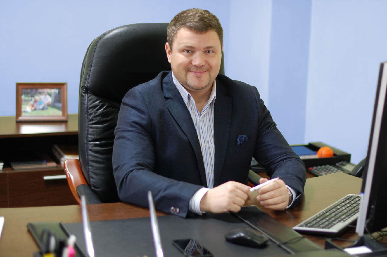 Человек года – 2018 лауреаты общенациональной программы в номинации Менеджер года Александр Киктенко