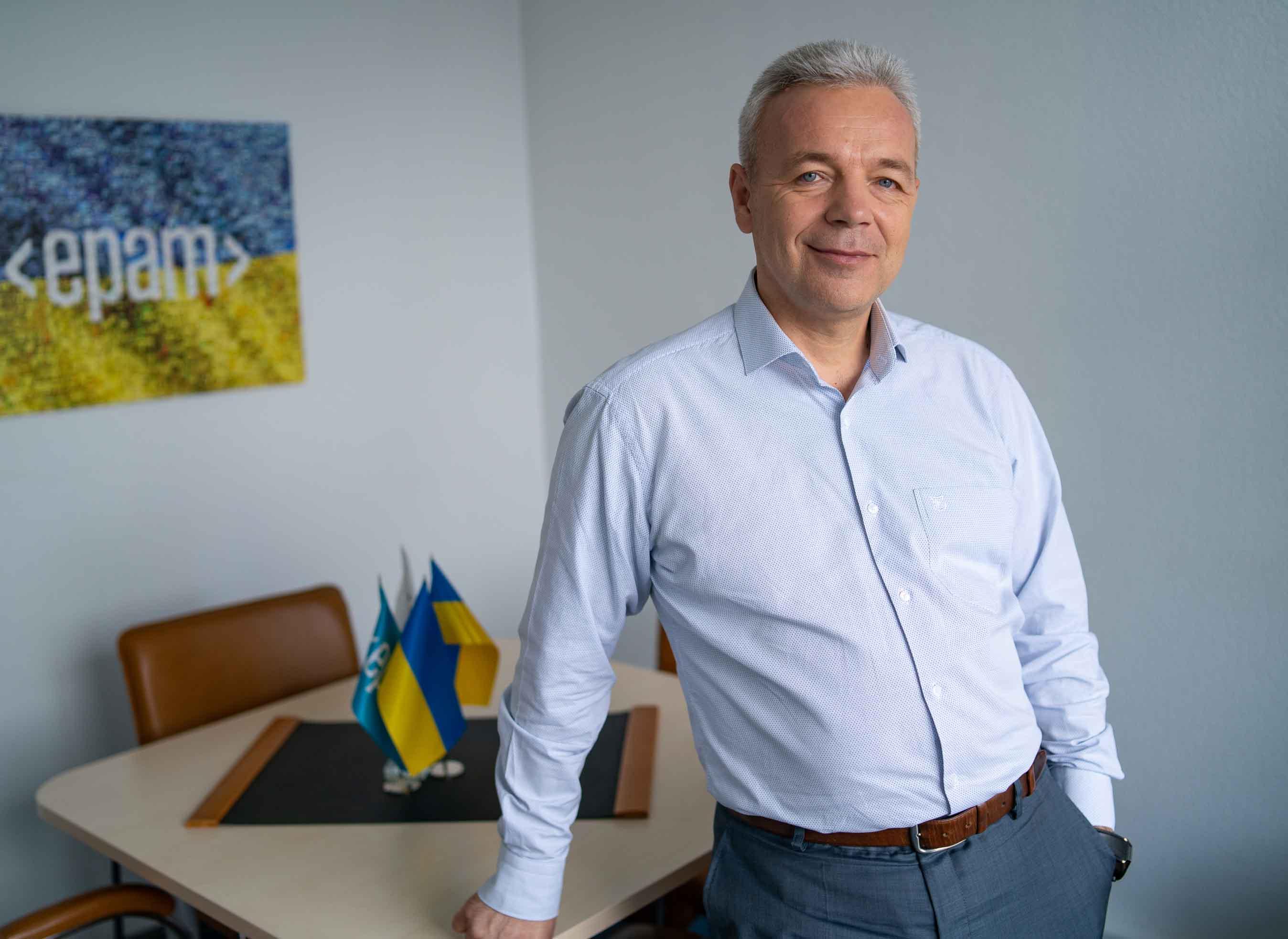 Человек года – 2018 лауреаты общенациональной программы в номинации Менеджер года Юрий Антонюк