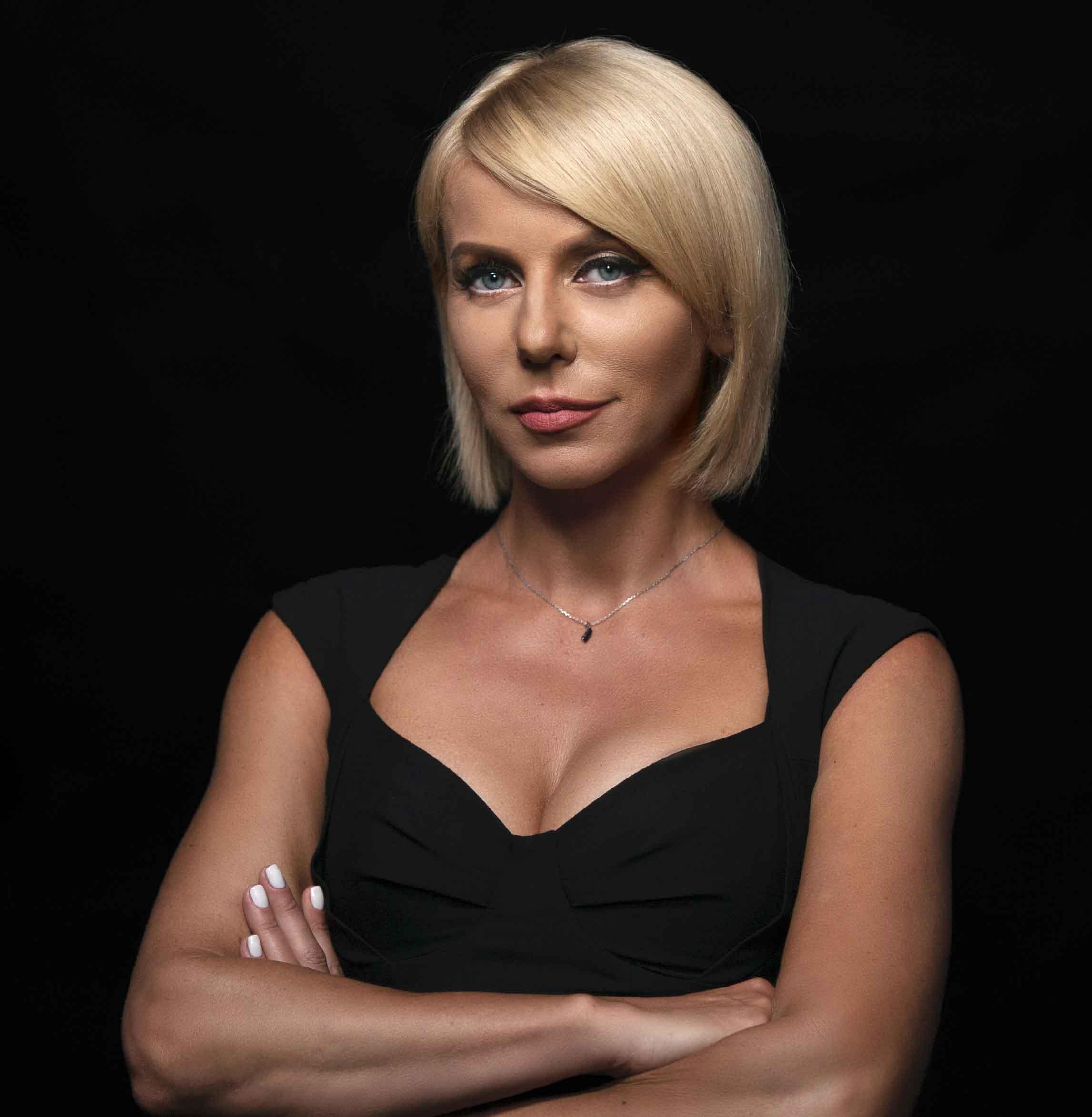 Человек года – 2018 лауреаты общенациональной программы в номинации Телевизионный журналист года Светлана Орловская