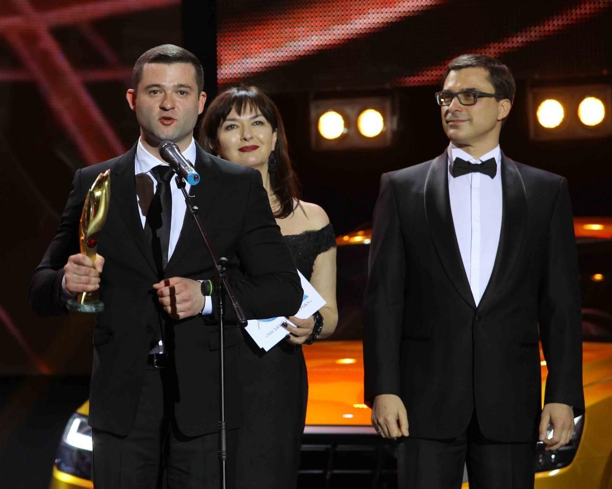Человек года – 2018 награждение победителей 23 общенациональной премии Балога