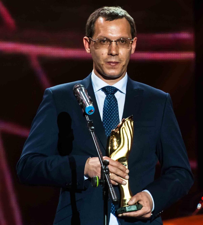 Человек года – 2018 награждение победителей 23 общенациональной премии