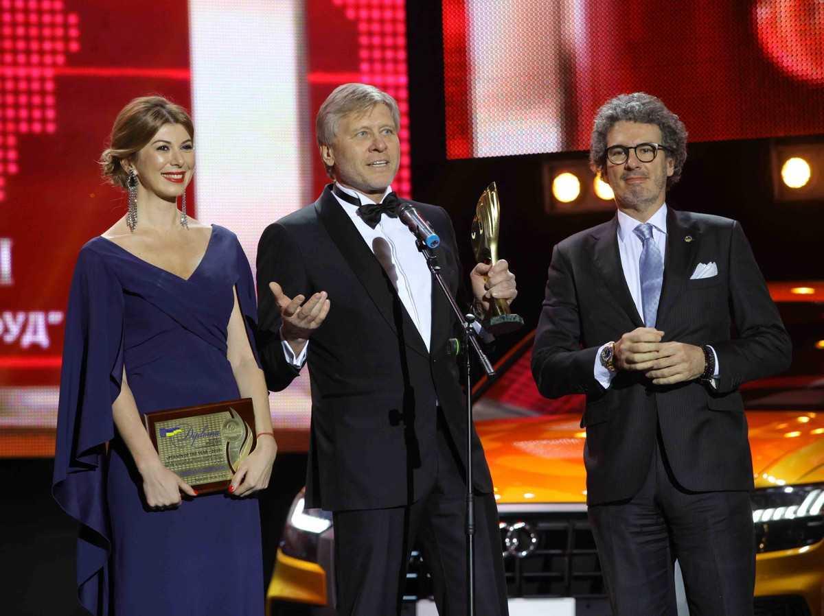Человек года – 2018 награждение победителей 23 общенациональной премии Фортунато