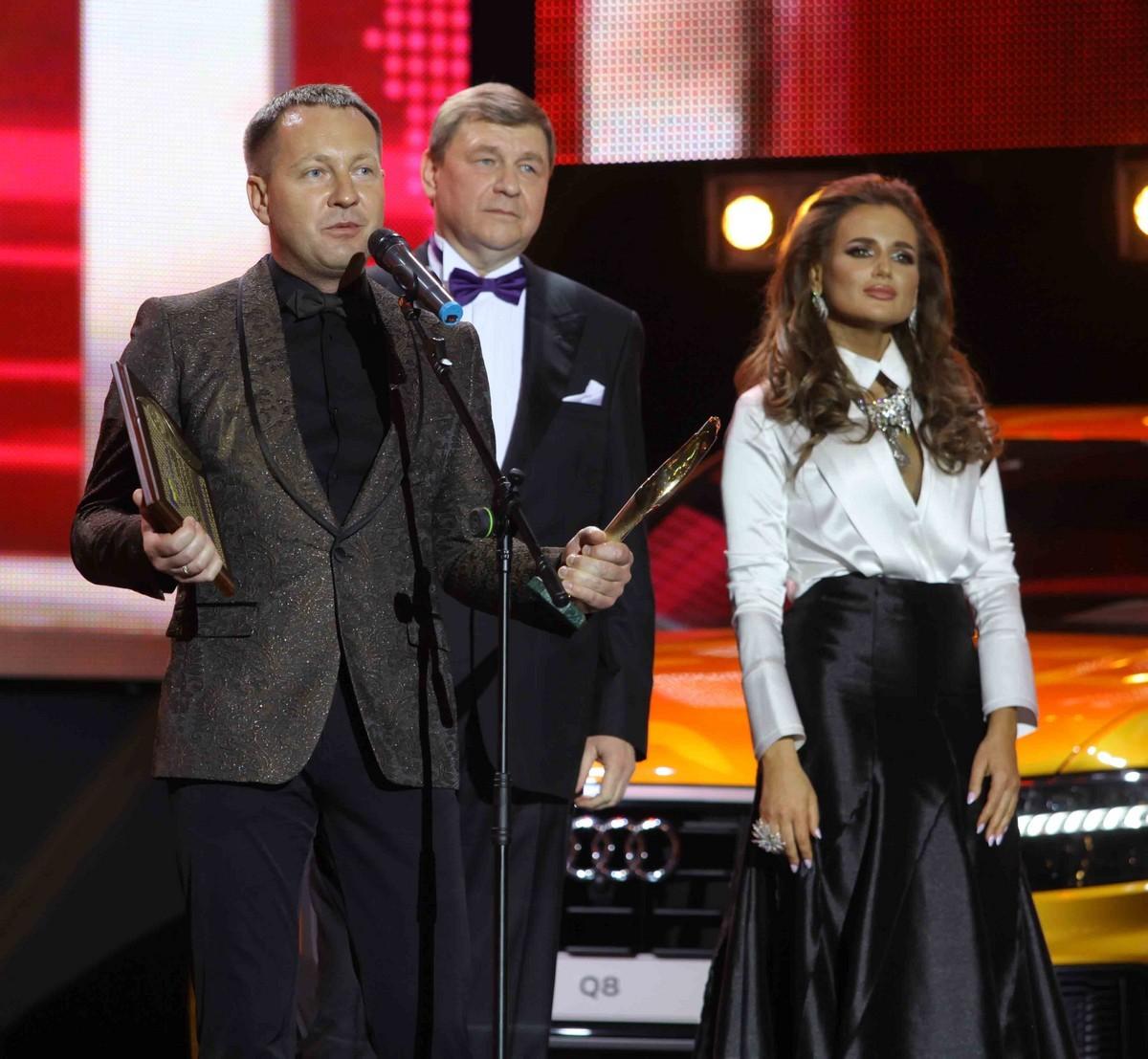 Человек года – 2018 награждение победителей 23 общенациональной премии Ильченко