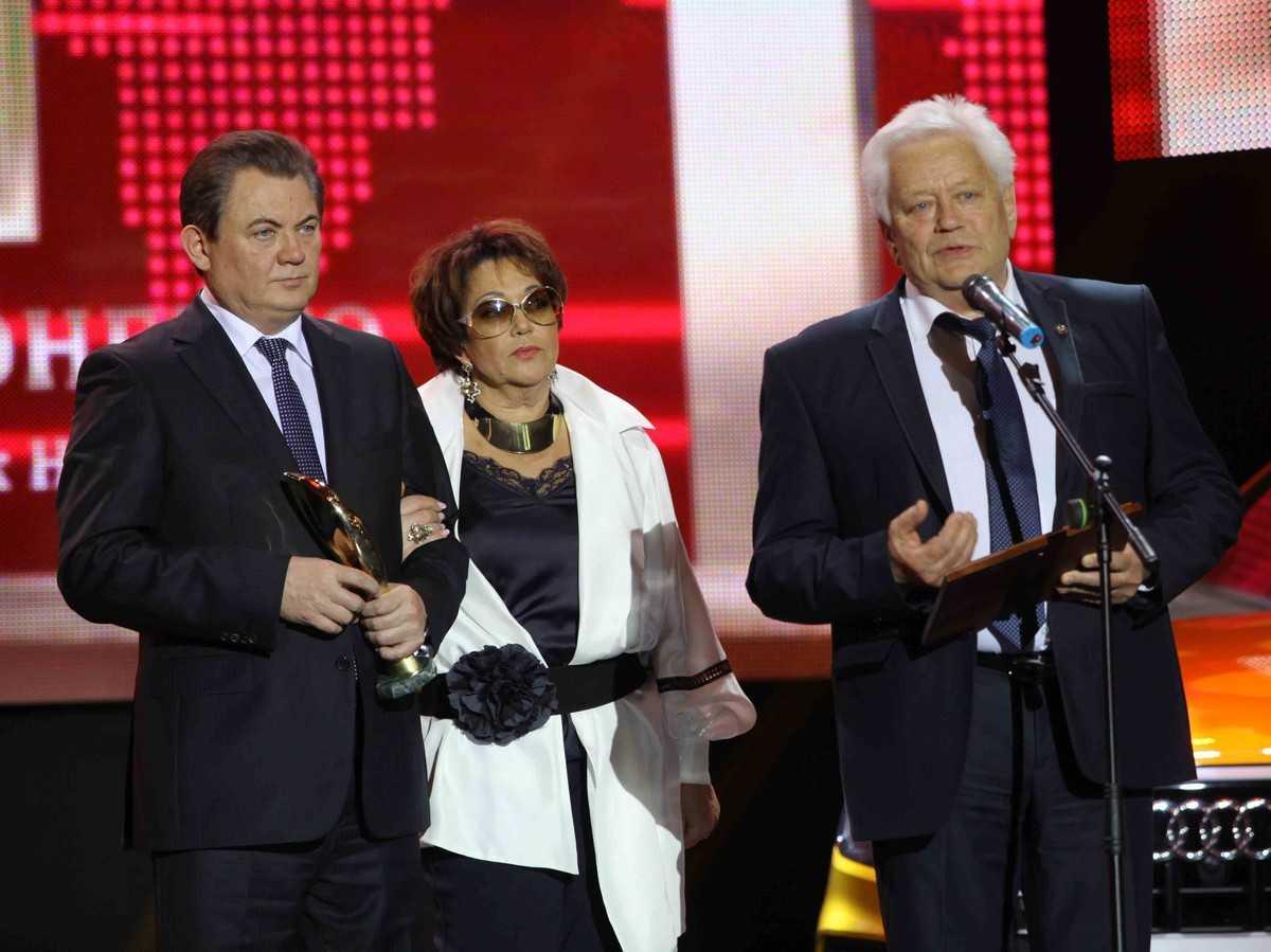 Человек года – 2018 награждение победителей 23 общенациональной премии Никоненко