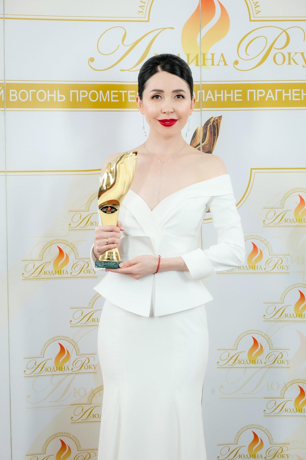 Человек года – 2018 награждение победителей 23 общенациональной премии Петракова