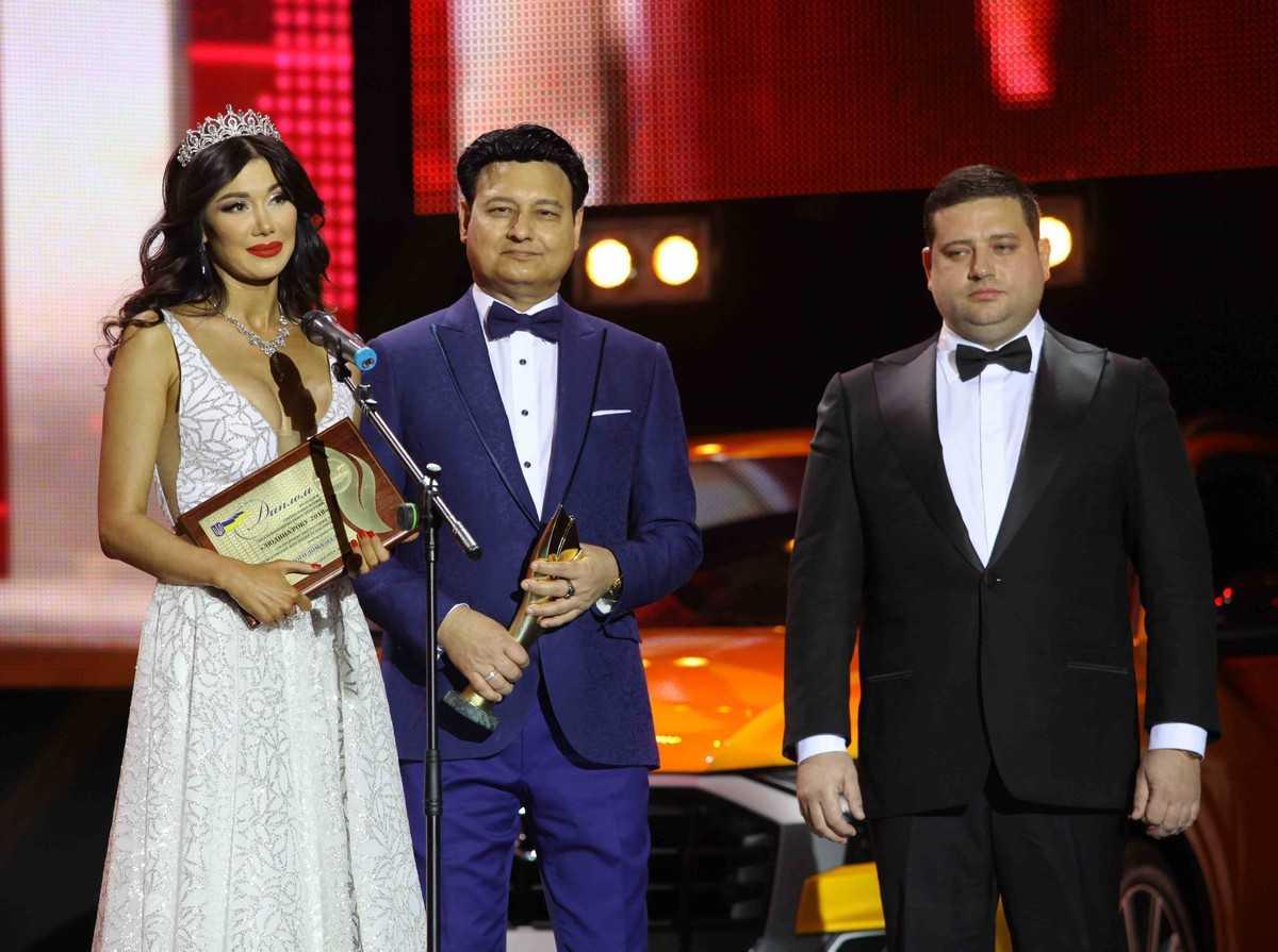 Человек года – 2018 награждение победителей 23 общенациональной премии Пойманов
