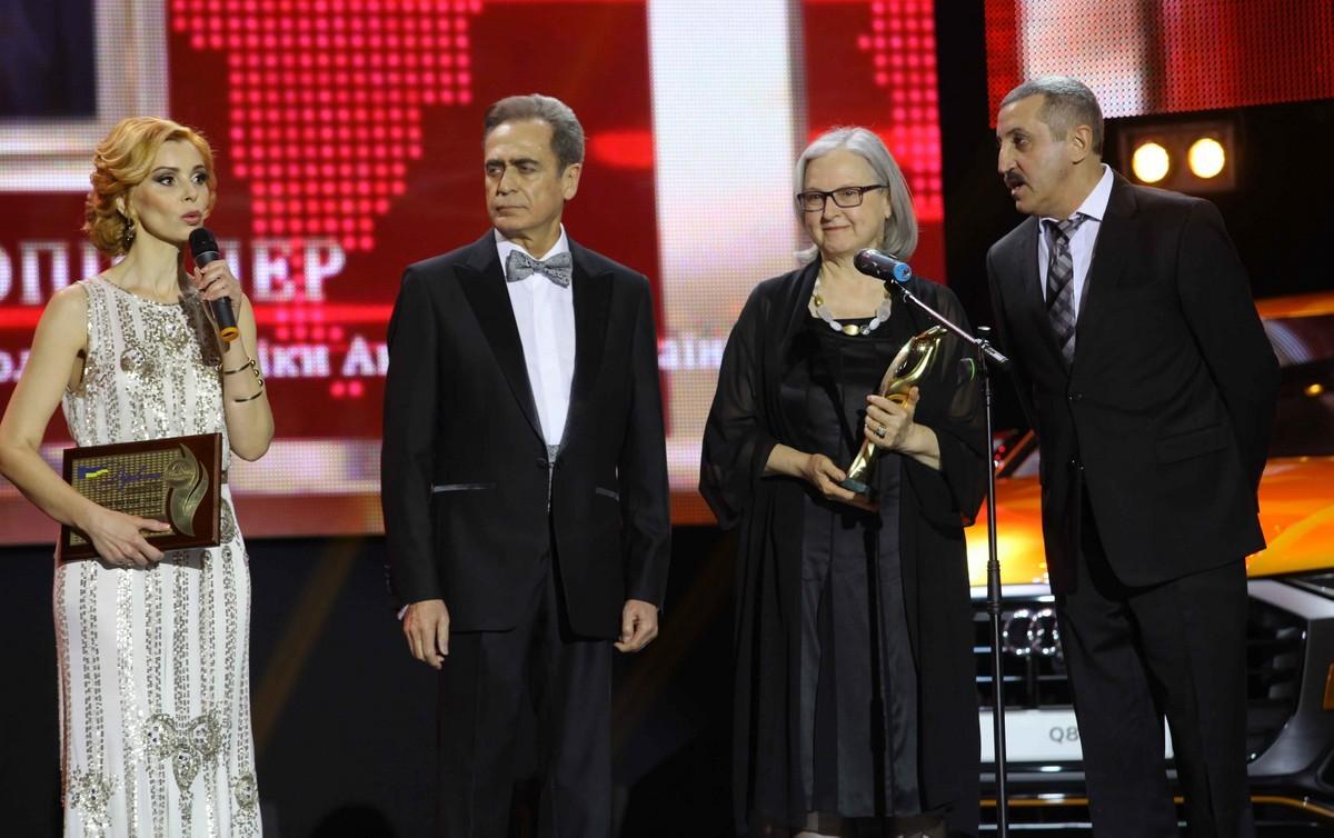 Человек года – 2018 награждение победителей 23 общенациональной премии Поппеллер