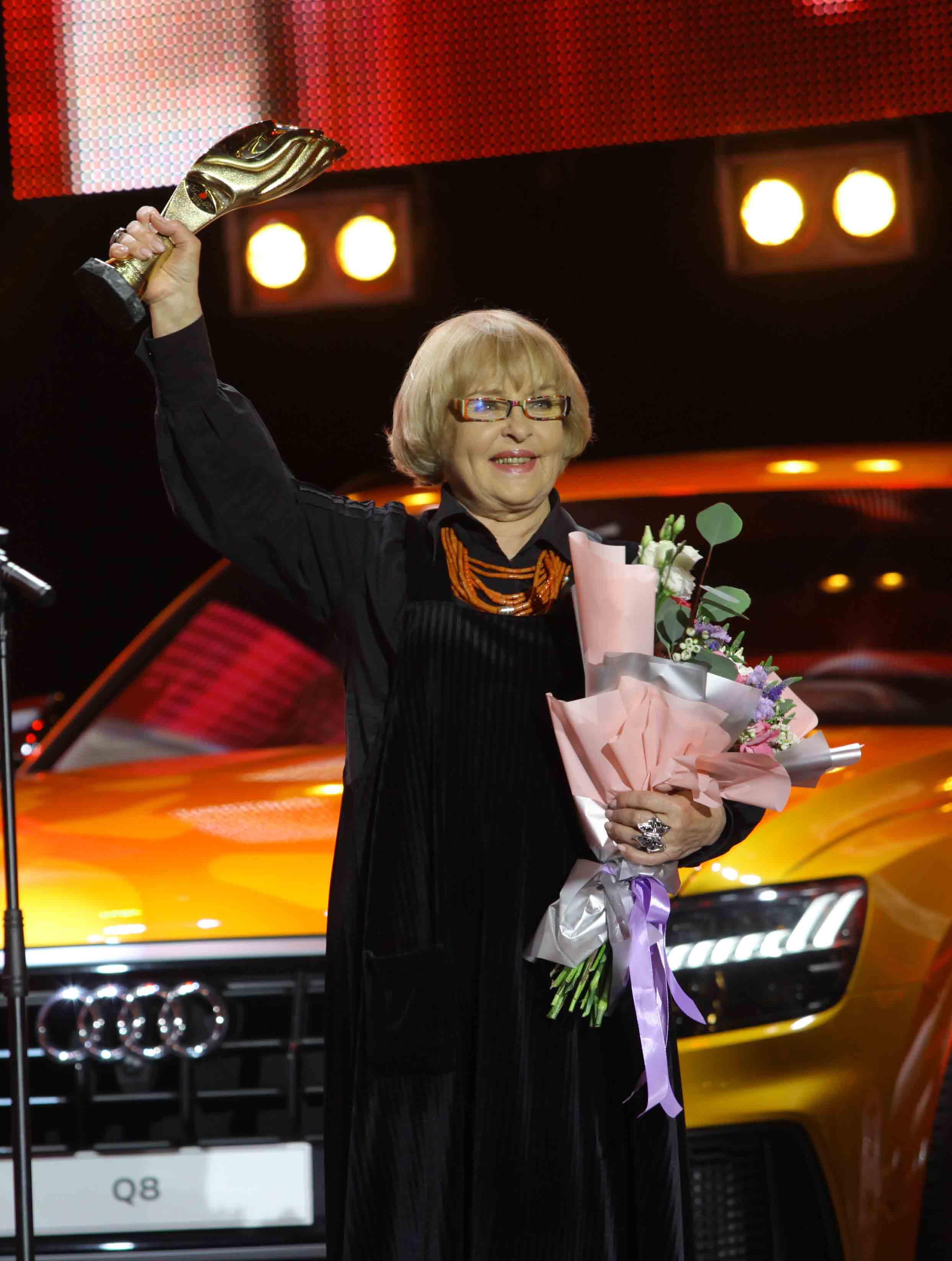 Человек года – 2018 награждение победителей 23 общенациональной премии Роговцева
