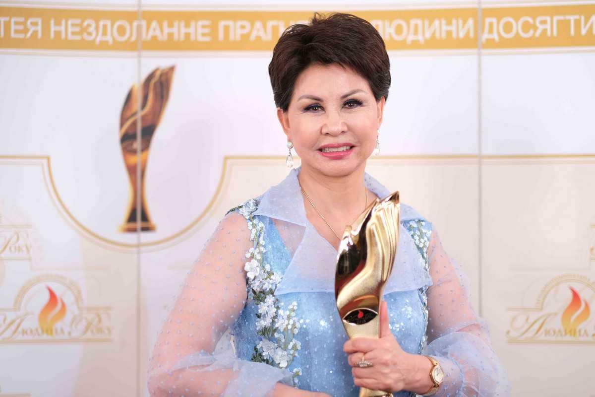 Человек года – 2018 награждение победителей 23 общенациональной премии Рымбаева