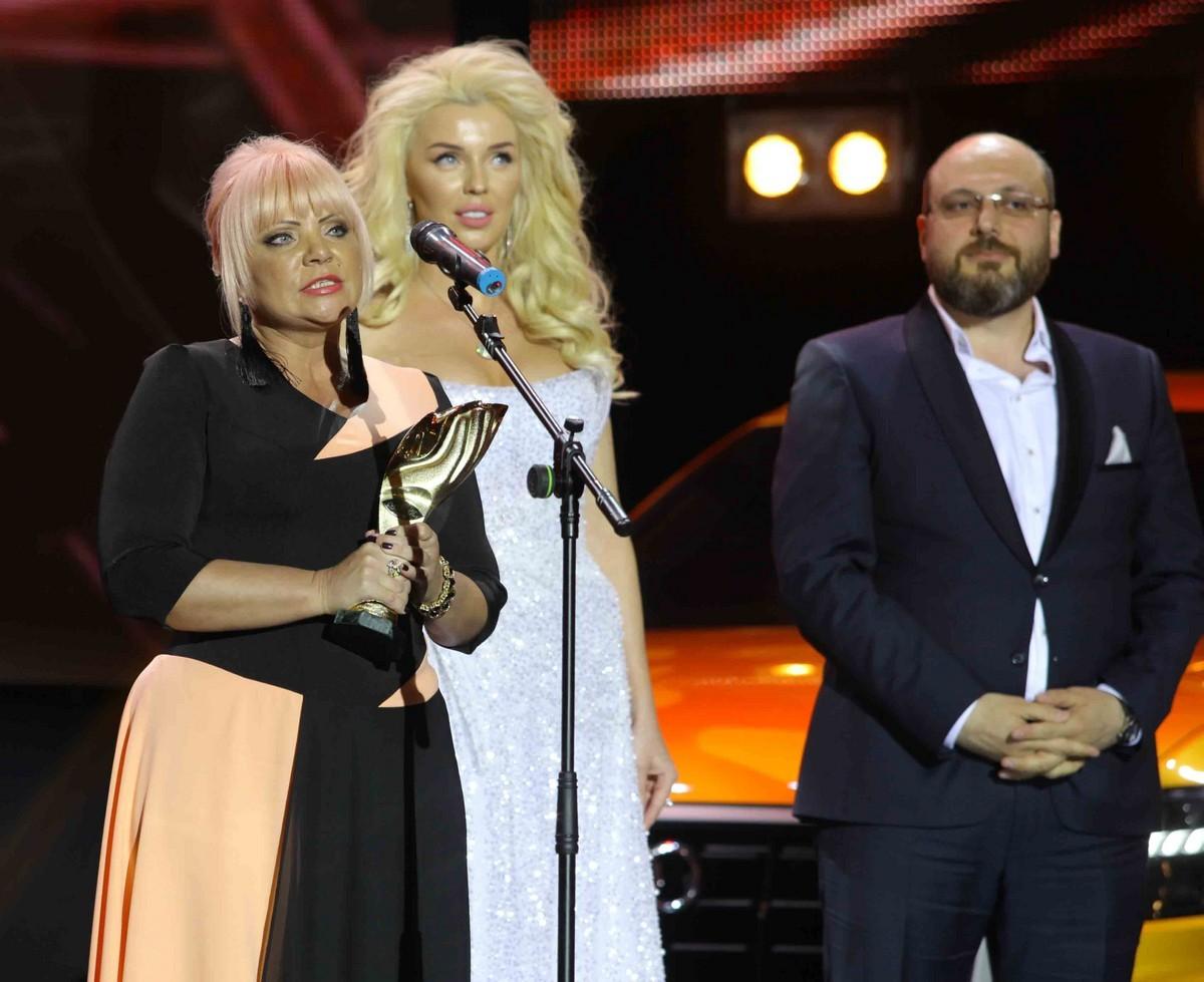 Человек года – 2018 награждение победителей 23 общенациональной премии Цахло