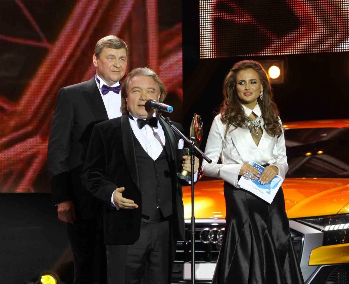 Человек года – 2018 награждение победителей 23 общенациональной премии Тарасов