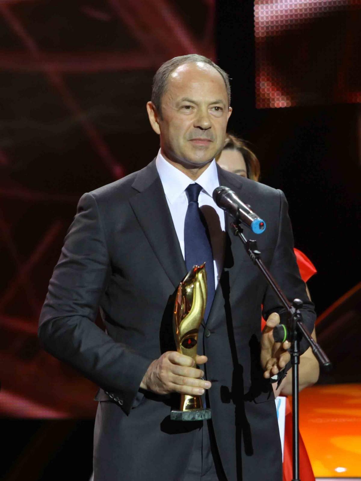 Человек года – 2018 награждение победителей 23 общенациональной премии Тигипко